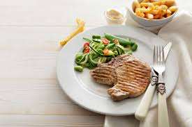What type of food should be eaten to lose weight?