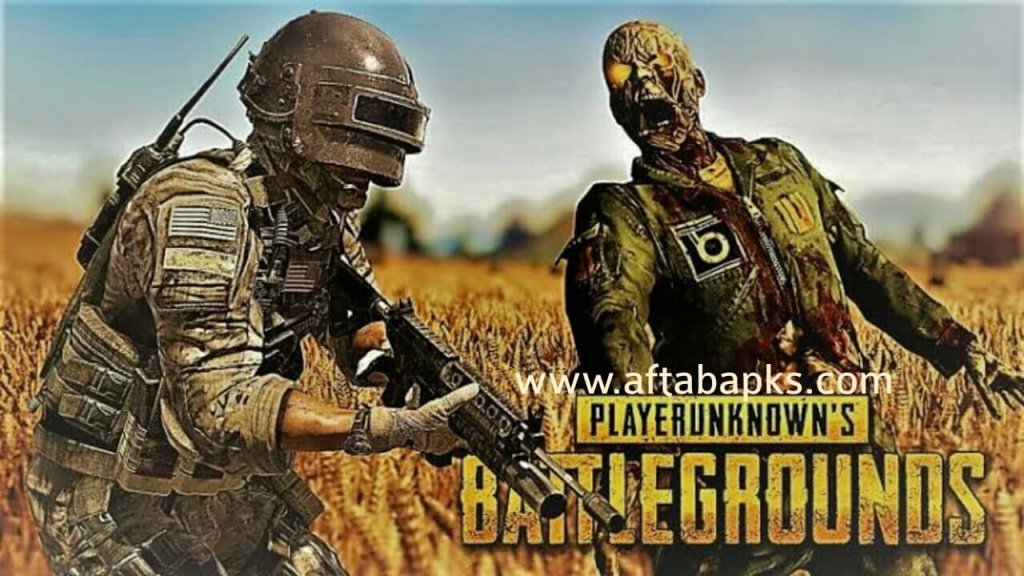 """""""Pubg Zombie Mode""""