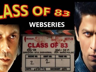 new upcoming web Series 'Class of 83' release date, stars, story,