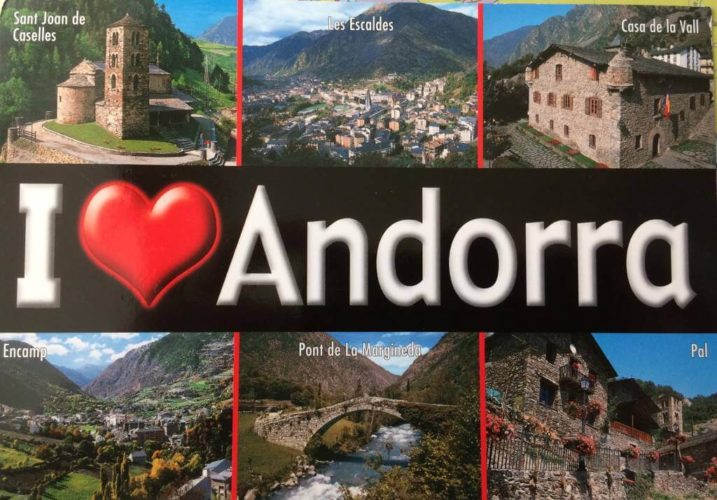 list of Andorra endangered species of animals, plants, and birds