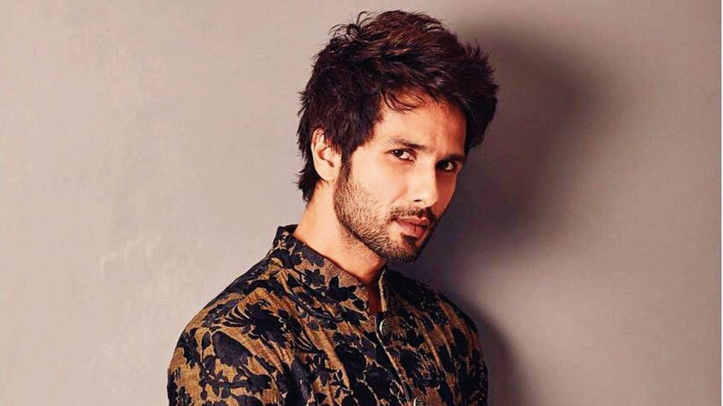 Most Handsome man in India - Shahid Kapoor