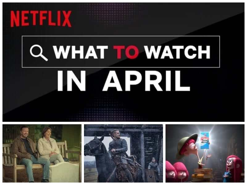 List of Best Upcoming Netflix Web Series of April 2020 With Their Release Date Cast Story and Youtube Trailers
