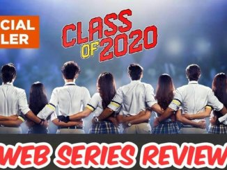 new upcoming web series class of 2020