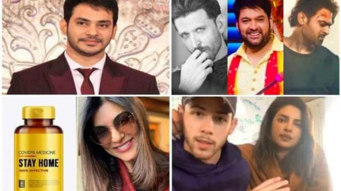 Coronavirus India Updates:List of Indian Celebrities who Donated to Fight Against Coronavirus