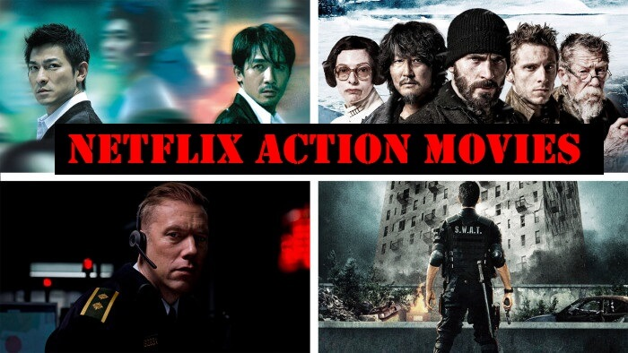 List of Best Action Movies on Netflix Till April 2020
