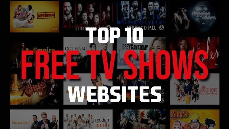 Free Sites To Watch TV Shows Online
