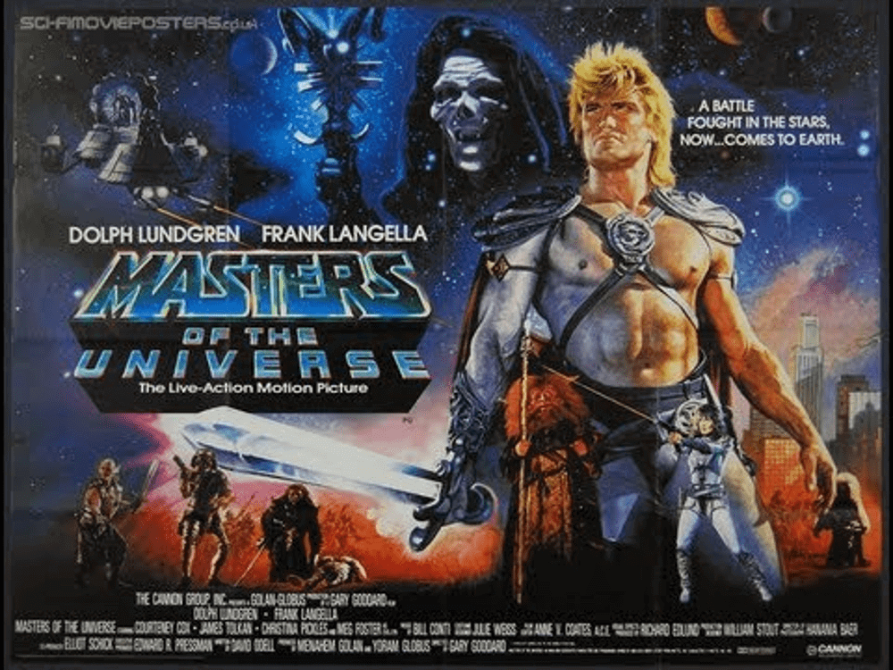 He-Man movie Master of The Universe