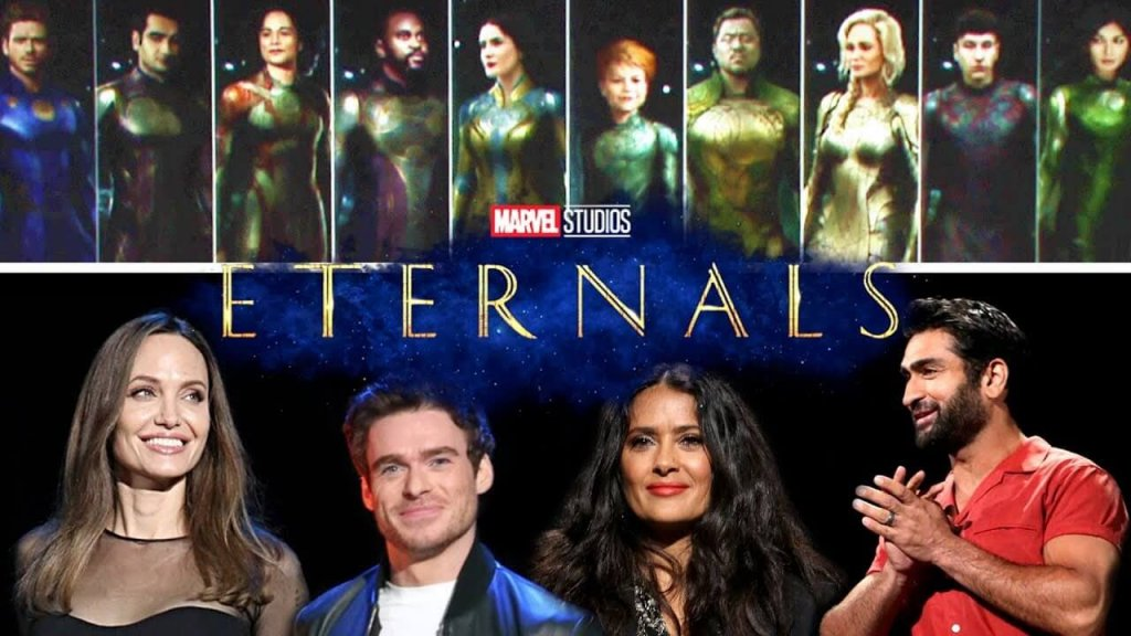 Everything About The Eternals Release Date  Cast  Plot  Trailer that You Need to Know