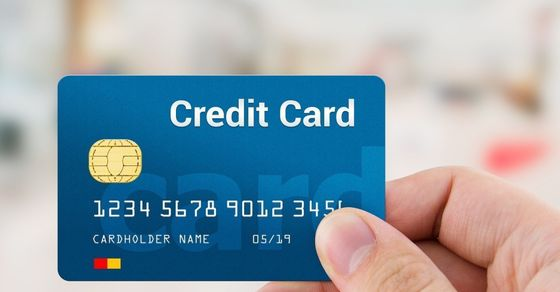 should you use a credit card loan