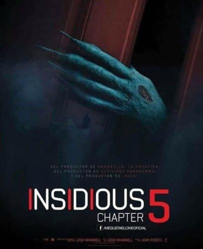 Insidious Chapter 5, Horror Franchise returning soon with Lin Shaye and Caitlin Gerard, Plot, Cast and more. – Next Alerts