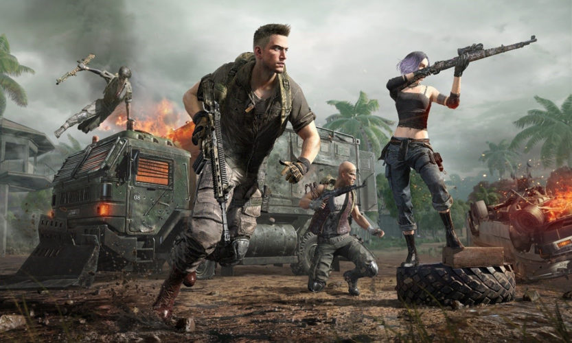 Best multiplayer games for PC 2021; Pubg