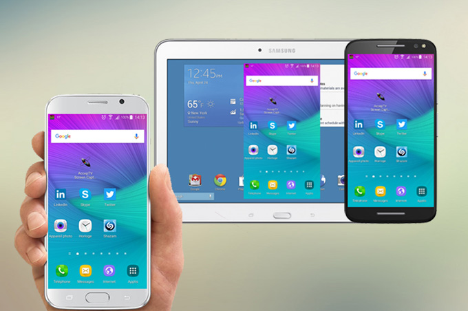 Mirror Android Screen To PC