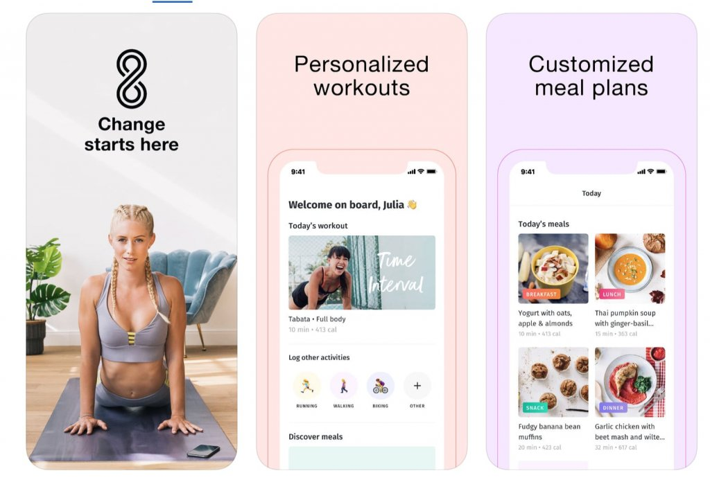 best fitness and workout apps for 2021