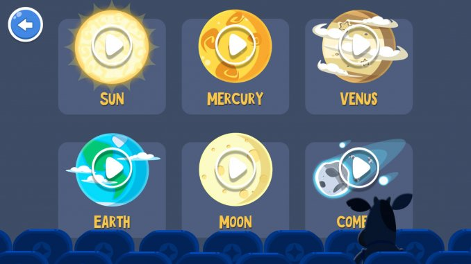 7 Best Learning apps for kids in 2021; Astronomy for Kids