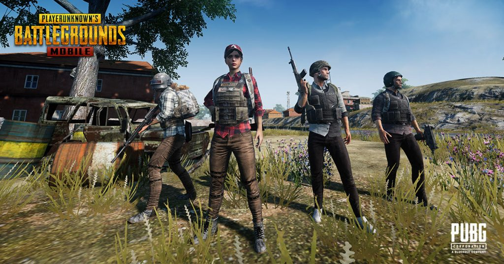 Best Android Games Of 2021 - Pubg Mobile