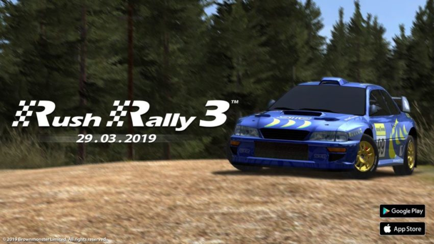 Best Android Games Of 2021 - Rush Rally 3