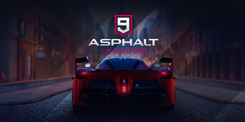 Best Racing Games for Android In 2021- asphalt_9_cover_silver_