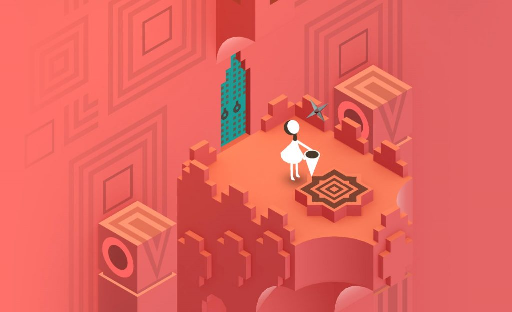 Best iOS Games For Kids - Monument Valley