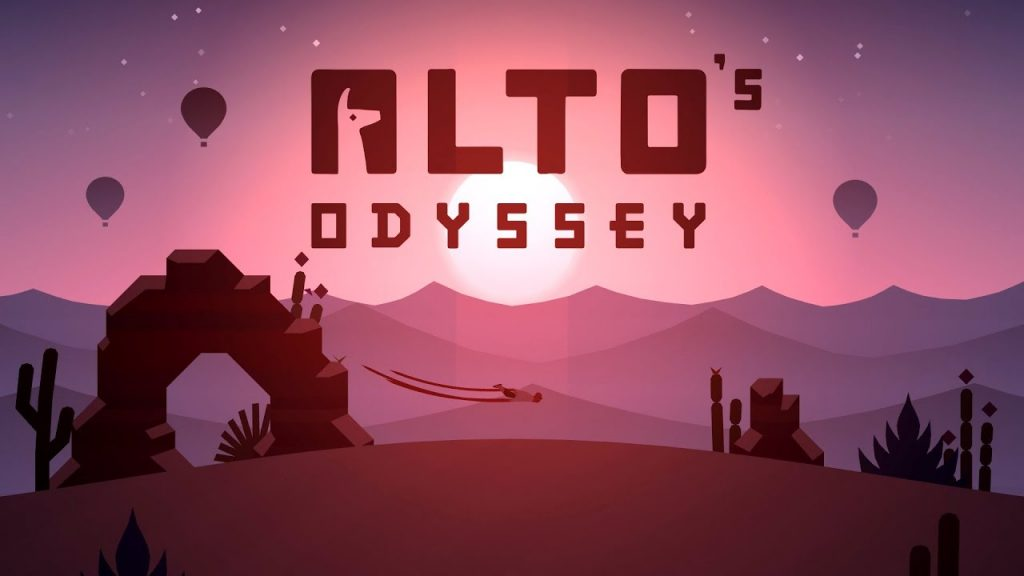 Best iOS Games for 2021 - Alto's Odyssey