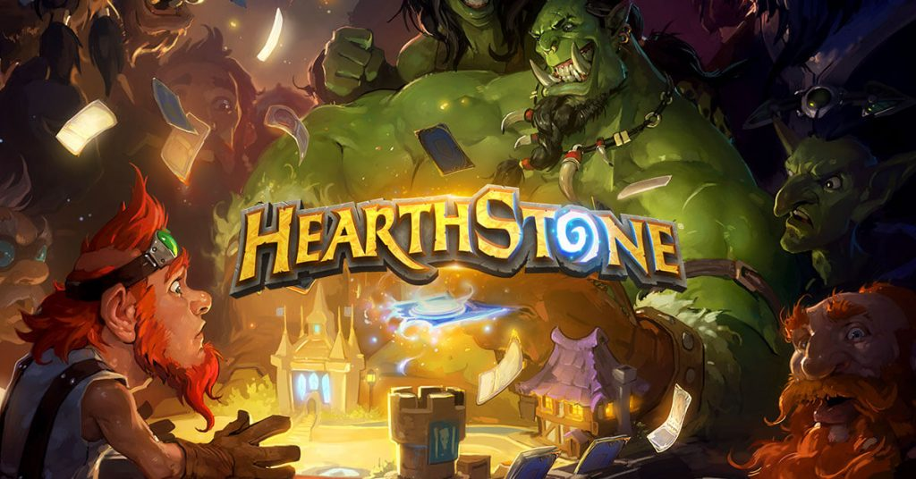 Best iOS Games for 2021 - Hearthstone