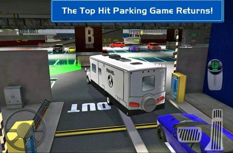 multi-level 7 car parking simulator; Best Vehicle driving Simulator Games in 2021