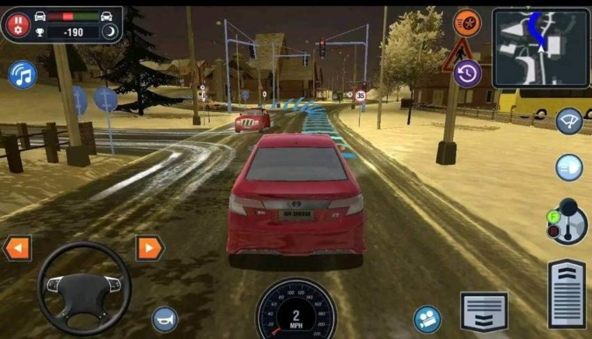 Best Vehicle Driving Simulator Games In 2021; Car driving school simulator.