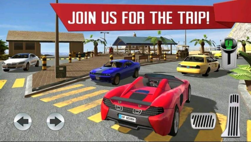 parking island: mountain road;  Best Vehicle Simulator Games in 2021
