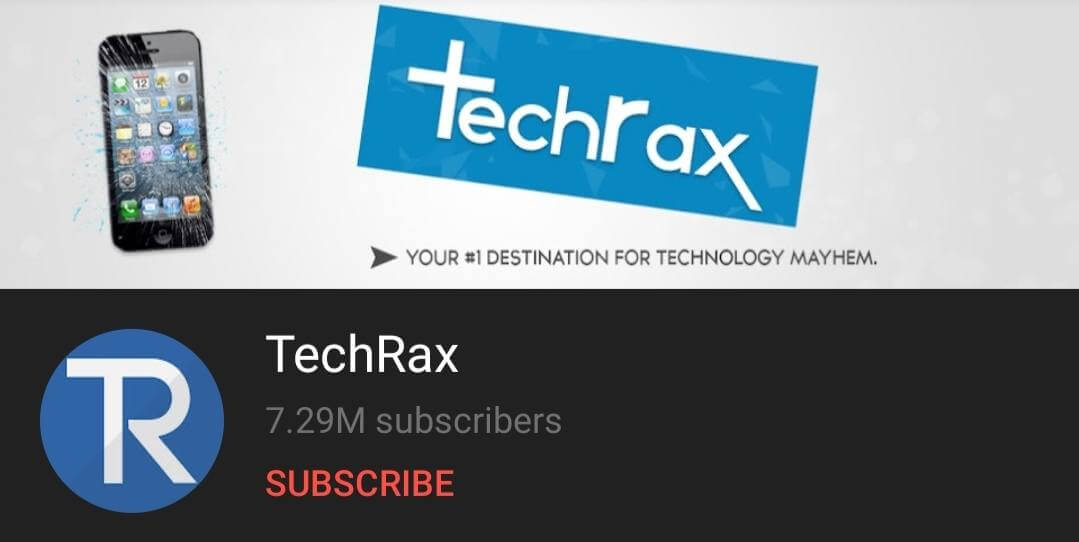 Top 10 Most Subscribed Tech YouTube Channels in the World