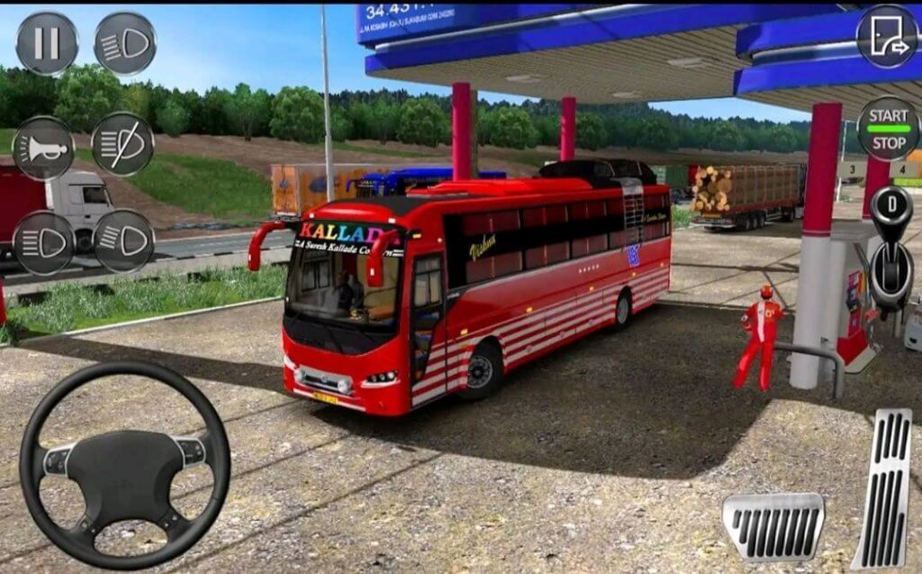 city bus driving simulator game; Best Driving Simulator Games in 2021