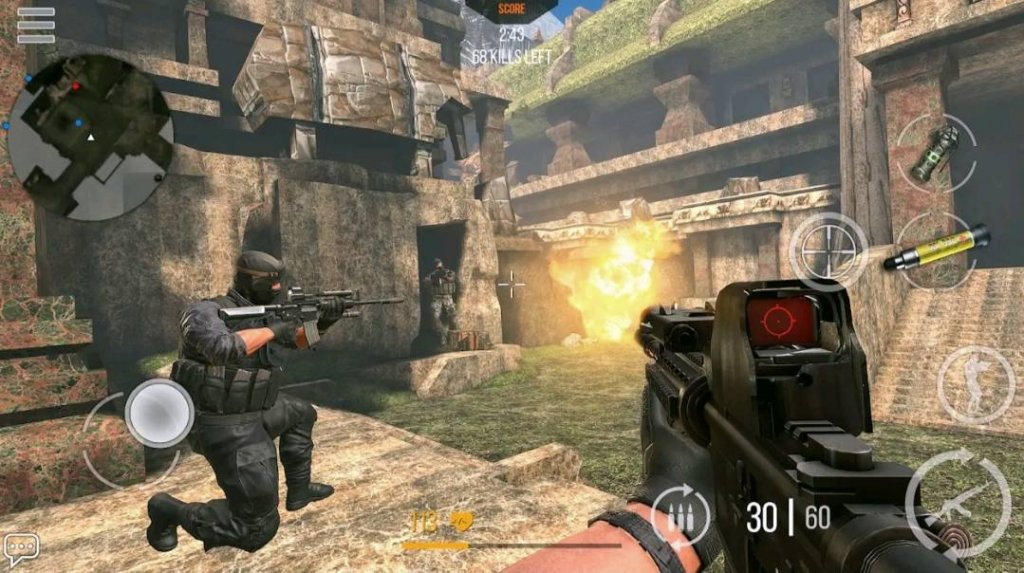 Top 7 Best Realistic Games for Android in 2021: Modern Strike Online