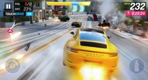Top 7 Best Realistic Games for Android in 2021: Asphalt 9