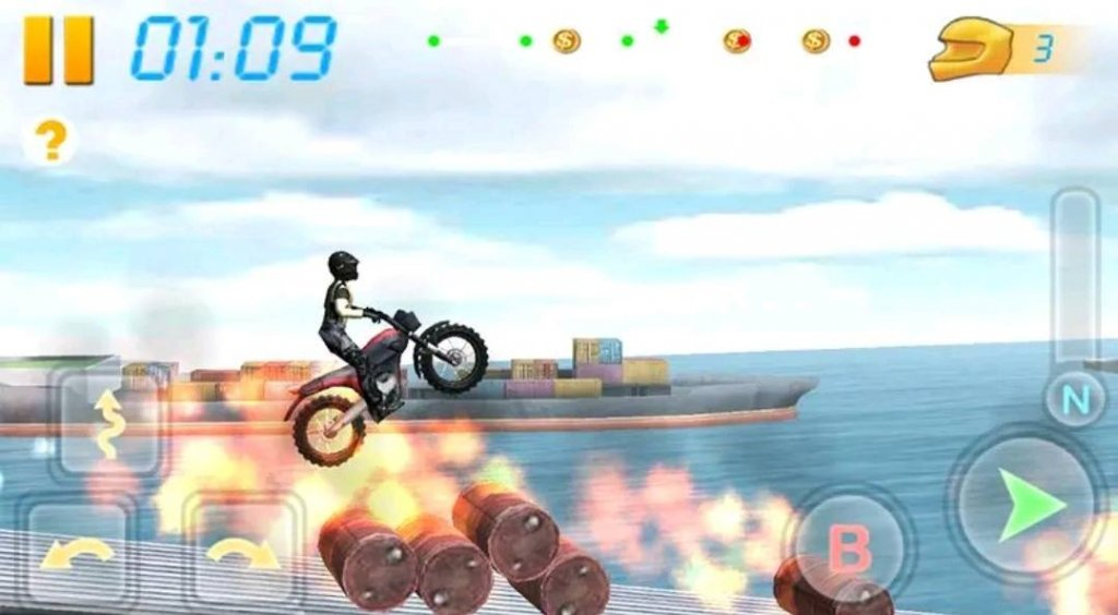7 Best Small Size Games for Android in 2021: Bike Racing 3D