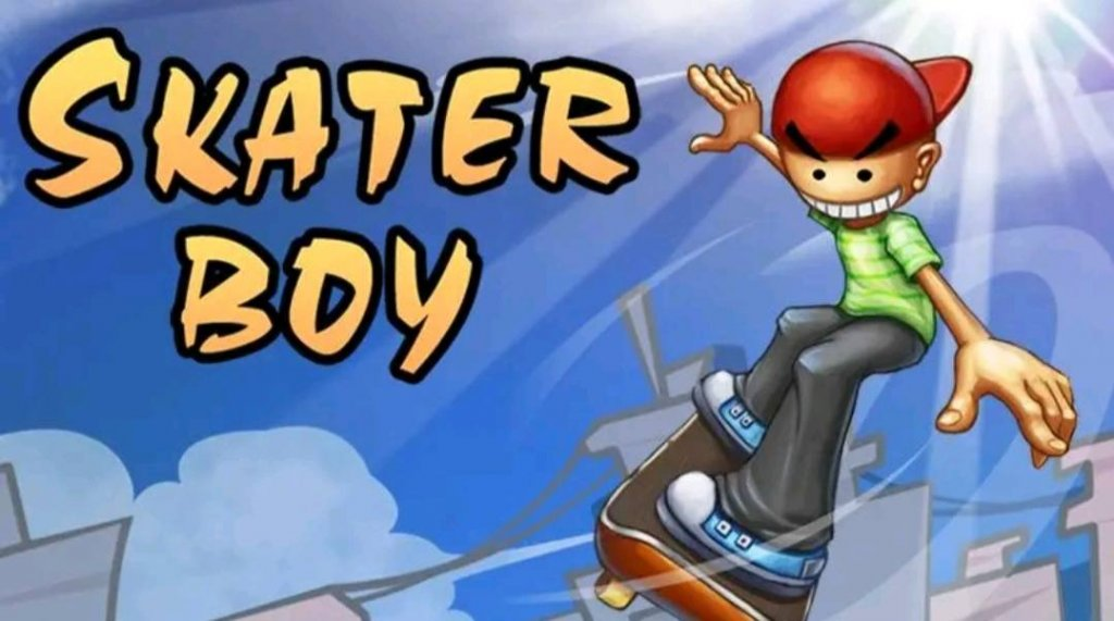 7 Best Small Size Games for Android in 2021: Skater Boy