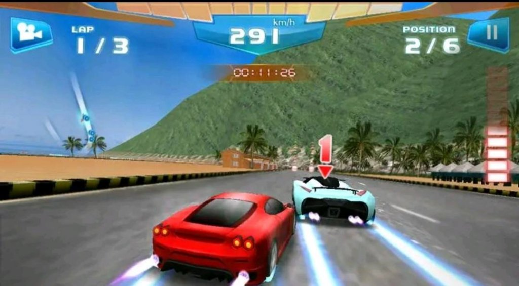7 Best Small Size Games for Android in 2021: Fast Racing 3D