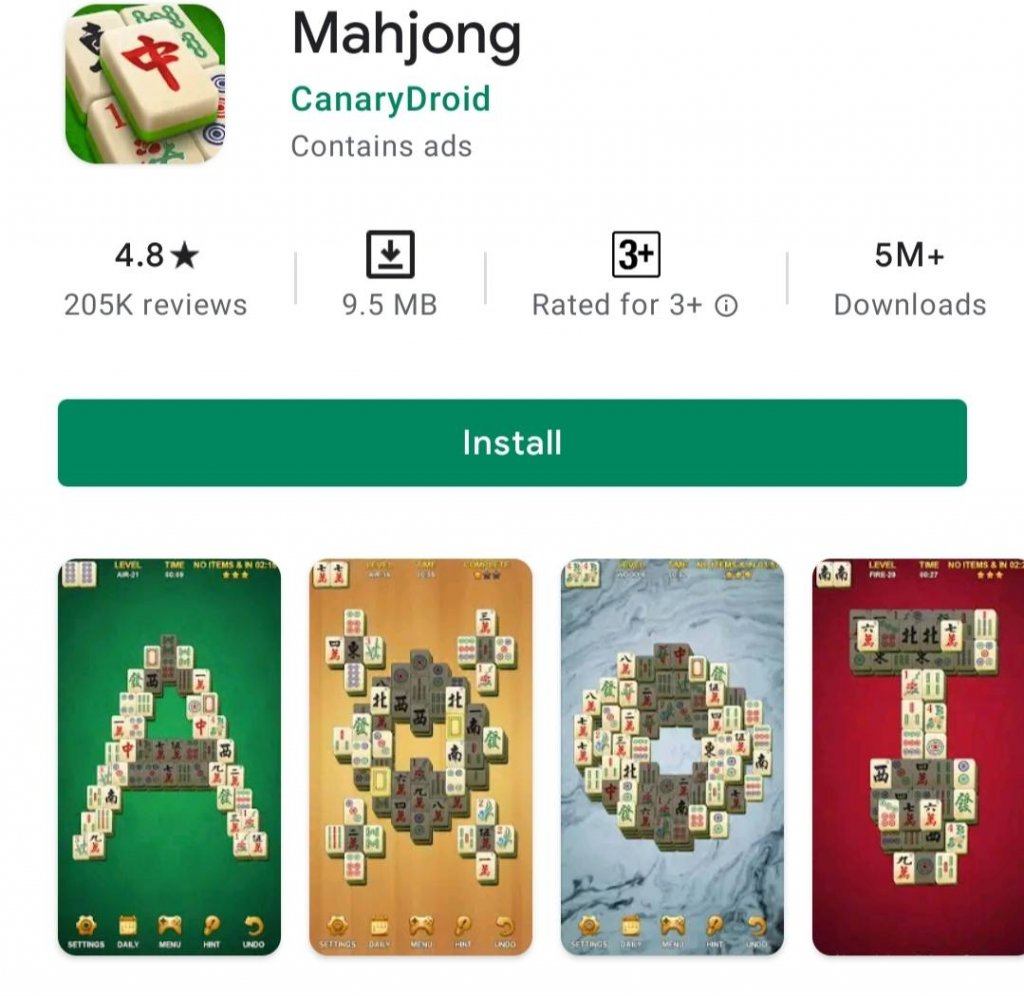7 Best Casual Games for Android in 2021: Mahjong