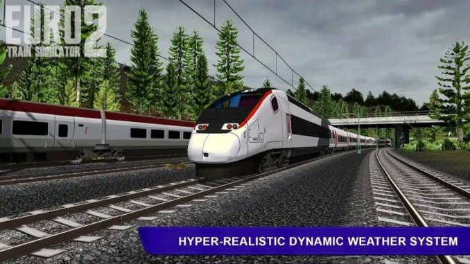 7 best simulation games for Android in 2021; Euro Train Simulator 2