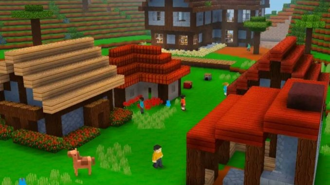 7 best simulation games for Android in 2021; Block Craft 3D: Building Simulator Games