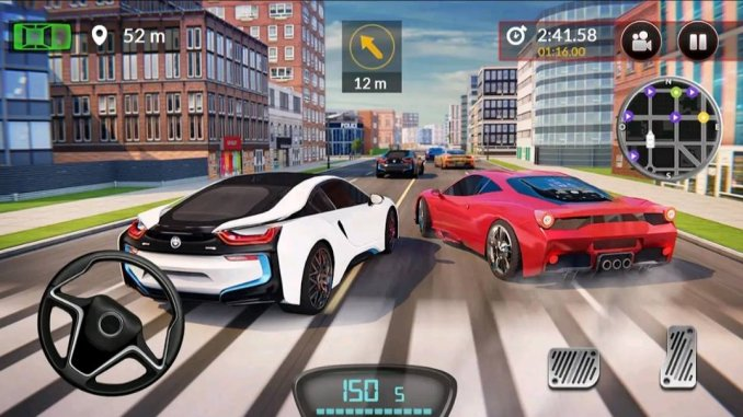 7 best simulation games for Android in 2021; Drive for Speed: Simulator