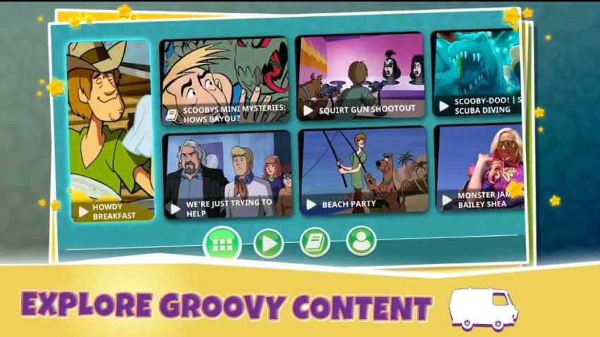 7 best cartoon games for android in 2021; Scooby-Doo Mystery Cases