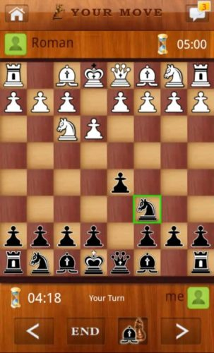 7 best chess games for Android in 2021; Chess Live