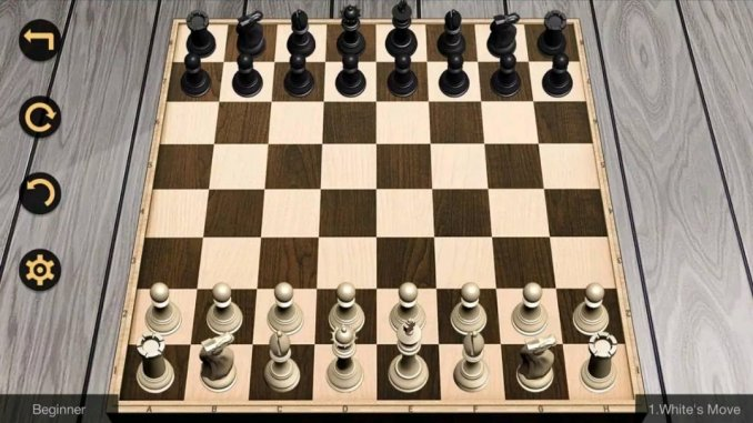 7 best chess games for Android; Chess - CanaryDroid