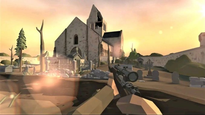 7 best war games for android in 2021; World War Polygon