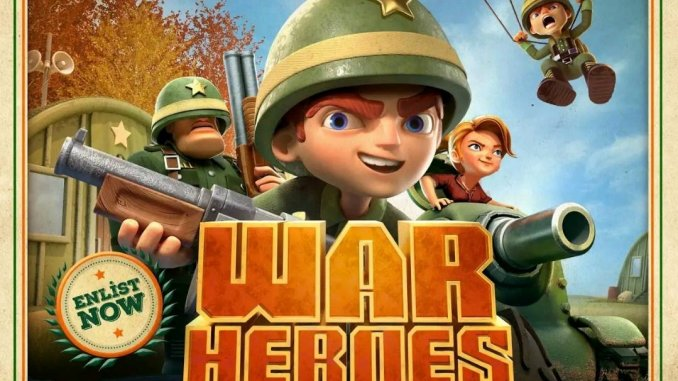 7 best war games for android in 2021; War Heroes: Strategy Card Game