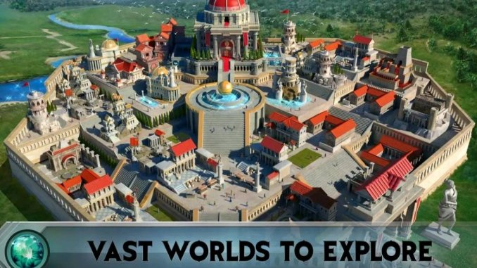 7 best war games for android in 2021; Game of War: Fire Age