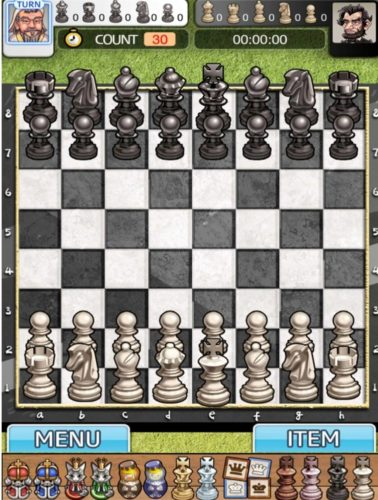 7 best chess games for iOS in 2021; Chess Master 2014