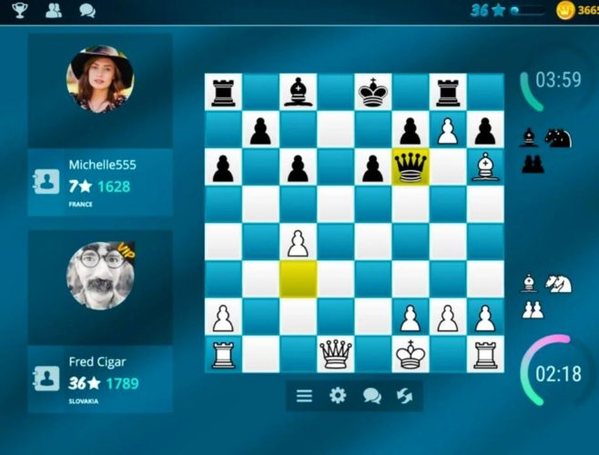 7 best chess games for iOS in 2021; Chess Online +