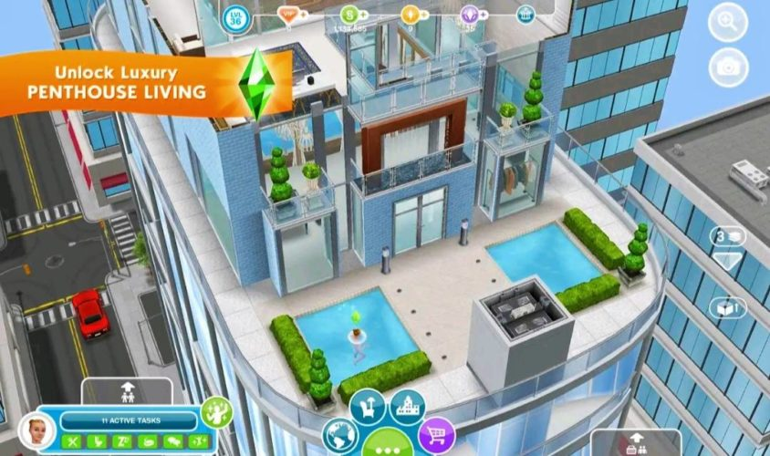 best simulation games for android and iOS in 2021