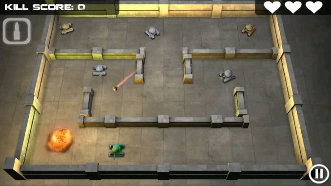 Best small size games for Android and iOS 2021