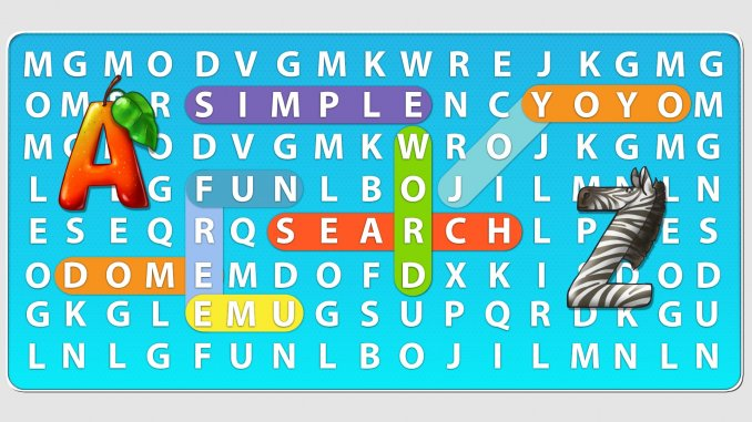Best word games for pc 2021; Simple Word Search