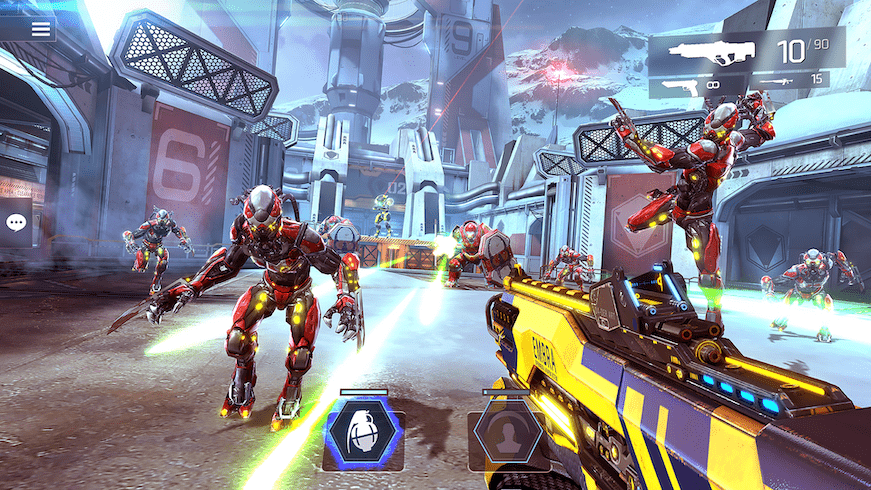 Best Shooter Games for iOS
